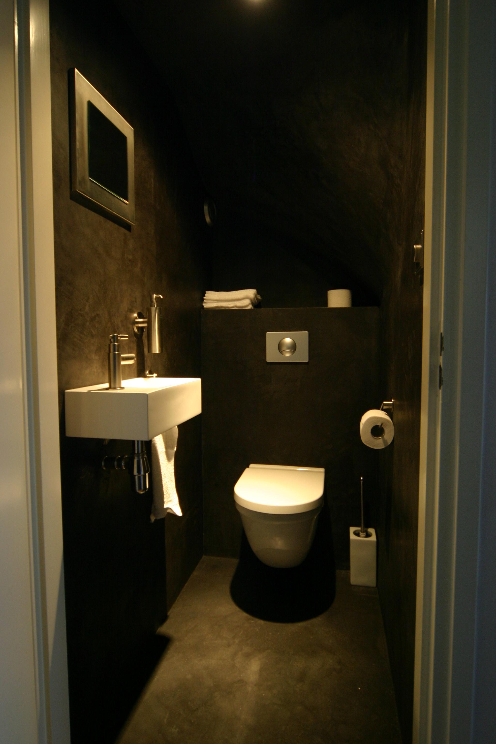 toilet stukwerk stucwerk unilth keim vloerafwerking ludwig luschen ...