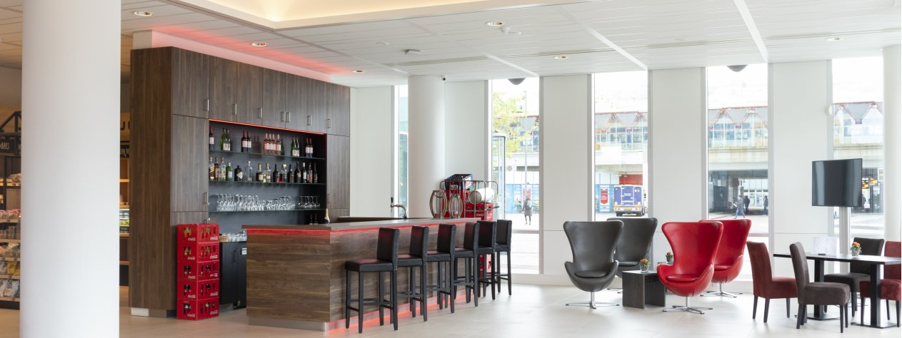 Project : Grand Western Hotel Almere