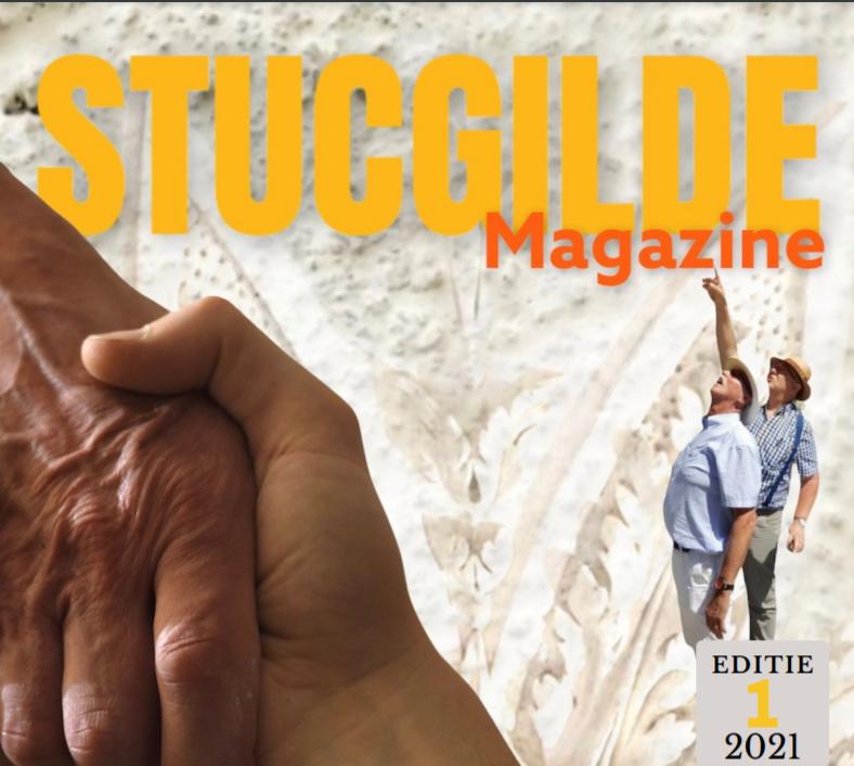 Stucgilde Magazine editie 1-2021